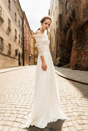 Suknia ślubna - SP2024 - kolekcja  2020