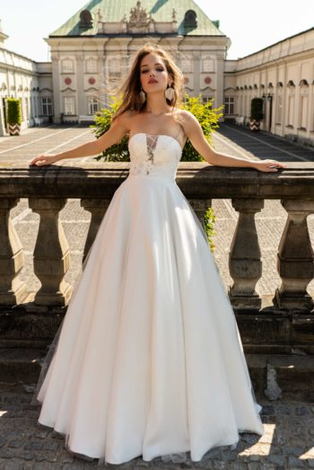 Suknia ślubna - SP2026 - kolekcja  2020