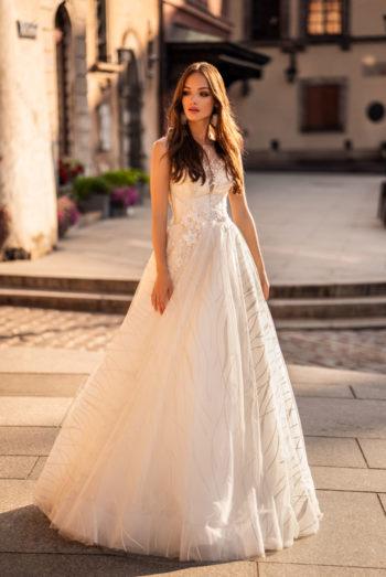 Suknia ślubna - SP2046 - kolekcja  2020