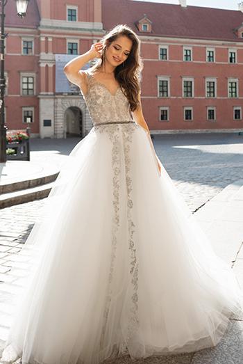 Suknia ślubna - SP2050 - kolekcja  2020