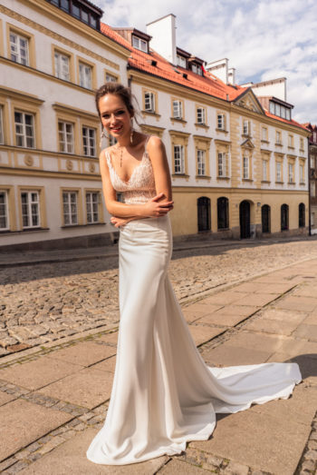 Suknia ślubna - SP2055 - kolekcja  2020