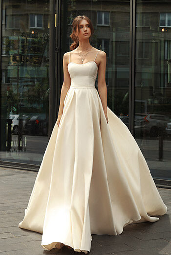 Suknia ślubna - SP2128 - kolekcja  2021