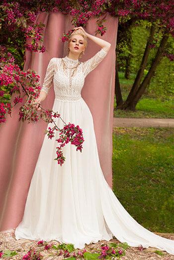 Suknia ślubna - SP2116 - kolekcja  2021