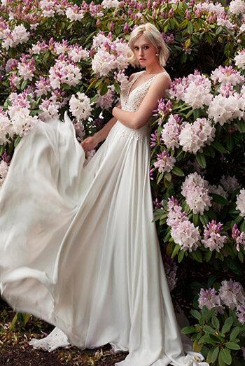 Suknia ślubna - SP2131 - kolekcja  2021
