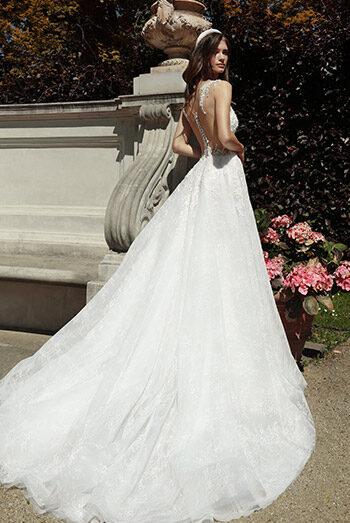 Suknia ślubna - SP2150 - kolekcja  2021