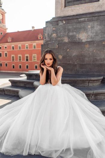 Suknia ślubna - SP2028 - kolekcja  2020