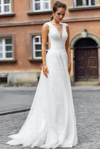 Suknia ślubna - SP2032 - kolekcja  2020