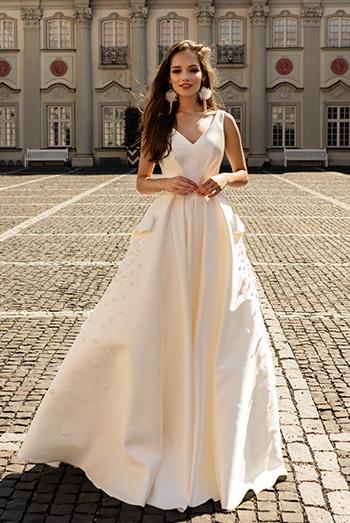 Suknia ślubna - SP2035 - kolekcja  2020