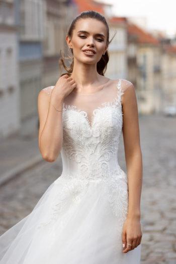 Suknia ślubna - SP1928 - kolekcja  2019