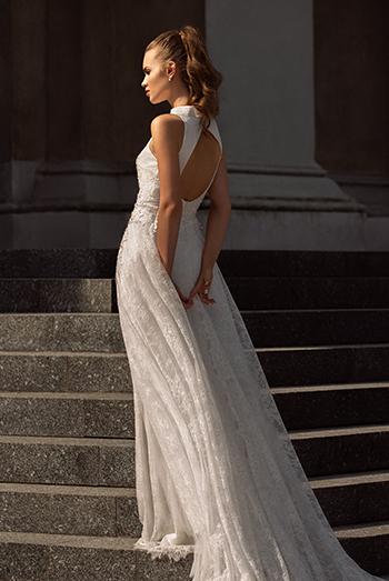 Suknia ślubna - SP1957 - kolekcja  2019
