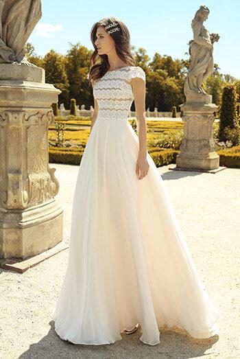 Suknia ślubna - SP2121 - kolekcja  2021