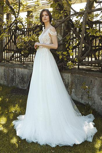 Suknia ślubna - SP2158 - kolekcja  2021