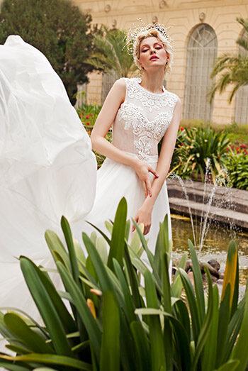 Suknia ślubna - SP2169 - kolekcja  2021